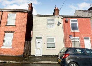 Thumbnail 2 bed semi-detached house for sale in Lincoln Street, Chesterfield, Derbyshire