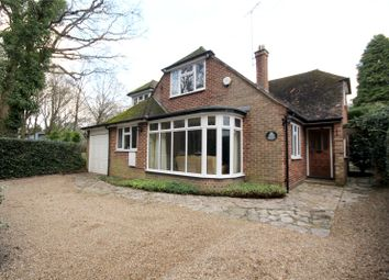 Thumbnail 4 bed detached house for sale in Stonehill Road, Ottershaw, Surrey