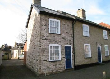 Thumbnail 1 bedroom end terrace house to rent in Old Street, Haughley, Stowmarket