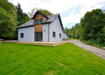 Thumbnail 4 bed detached house for sale in Old Saw Mill, Balcaldine, Oban