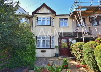 Thumbnail 4 bed terraced house for sale in Fremantle Road, Barkingside, Ilford