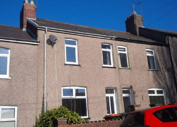 Thumbnail 2 bed terraced house to rent in Whitstone Road, Newport