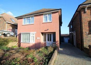 Thumbnail 3 bedroom detached house for sale in The Drive, Southwick, Brighton