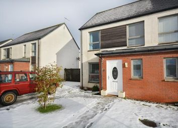 Thumbnail 3 bed semi-detached house to rent in Raploch Road, Stirling