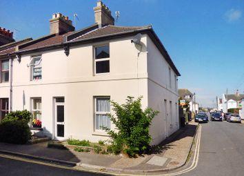 Thumbnail 2 bed end terrace house for sale in Albert Road, Littlehampton