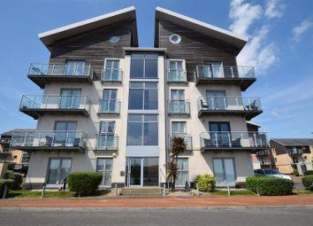 Thumbnail 1 bedroom flat for sale in Glanfa Dafydd, Barry