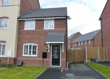 Thumbnail 3 bed end terrace house for sale in Imperial Avenue, Winnington, Northwich, Cheshire