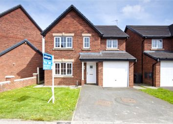 Thumbnail 4 bed detached house for sale in Lightoaks Drive, Halewood, Liverpool, Merseyside