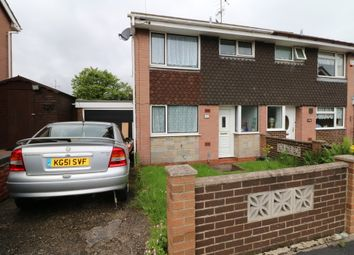 Thumbnail 3 bedroom semi-detached house for sale in Kilburn Place, Eaton Park, Stoke-On-Trent