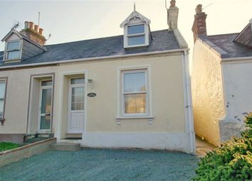 Thumbnail 2 bed semi-detached house for sale in Sage Cottage, Les Camps Terrace, Les Camps, St Martin's, Trp 101