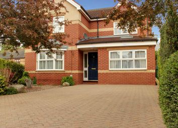 Thumbnail 4 bedroom detached house for sale in Dill Drive, Beverley