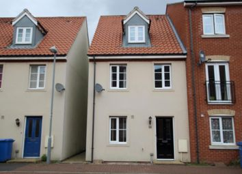 Thumbnail 3 bedroom property for sale in Fulham Way, Ipswich