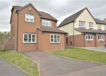 Thumbnail 3 bed detached house for sale in Cornfield Drive, Bishops Cleeve, Cheltenham, Gloucestershire