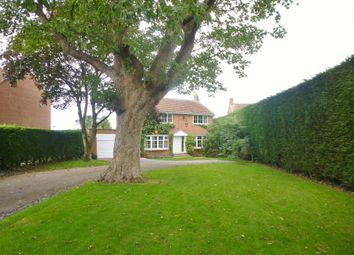 Thumbnail 4 bed detached house to rent in Main Street, Little Ouseburn, York