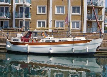 Thumbnail Houseboat for sale in Brighton Marina Village, Brighton