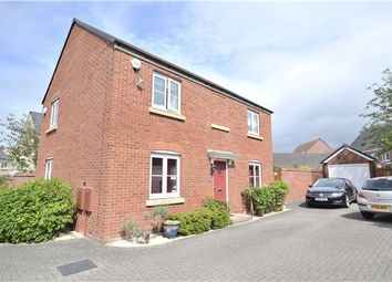 Thumbnail 4 bed detached house for sale in Cannon Corner, Brockworth, Gloucester