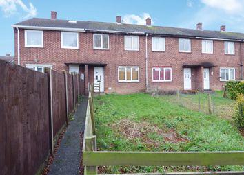 Thumbnail 2 bedroom terraced house for sale in Cefndre, Wrexham, Denbighshire