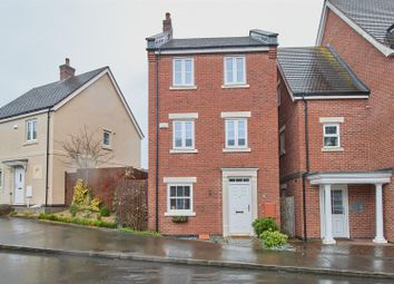 3 bed detached house for sale in Overlord Drive, Hinckley LE10