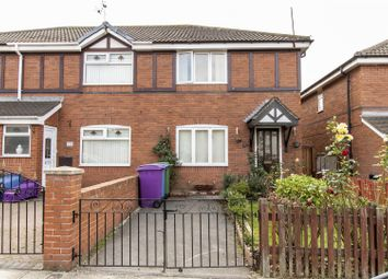 Thumbnail 3 bed end terrace house for sale in Burlington Street, Liverpool