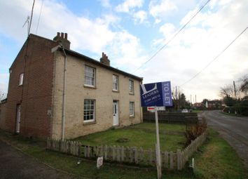 Thumbnail 2 bed semi-detached house to rent in Mill House, The Street, Bredfield