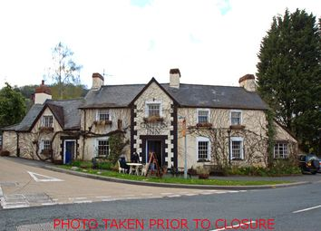 Thumbnail Pub/bar for sale in Llyswen, Brecon