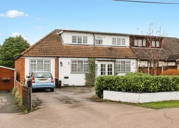 Thumbnail 5 bed semi-detached house for sale in Canewdon Gardens, Runwell, Wickford