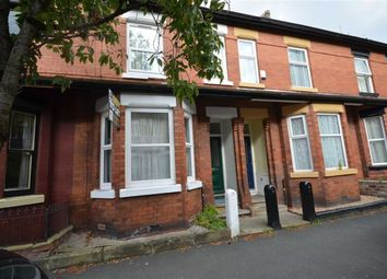 Thumbnail 4 bedroom terraced house to rent in Landcross Road, Fallowfield, Manchester