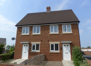 Thumbnail 2 bed semi-detached house to rent in Egerton Court, Wellington Road, Muxton