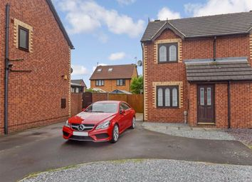 Thumbnail 2 bed semi-detached house for sale in Howdale Road, Hull, East Yorkshire