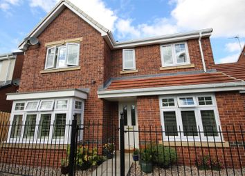 Thumbnail 4 bed link-detached house for sale in Boldon Lea, Boldon Colliery