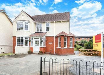 Thumbnail 4 bedroom detached house for sale in Wellington Road, Llandrindod Wells