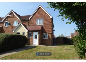 Thumbnail 2 bed semi-detached house to rent in Forum Way, Ashford