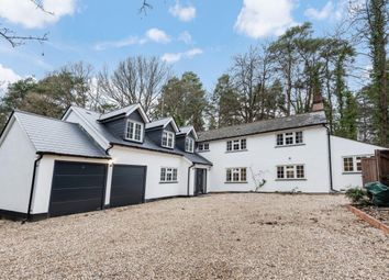 Thumbnail 4 bed detached house for sale in Crowthorne Road, Crowthorne