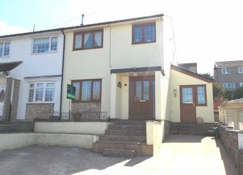 Thumbnail 3 bed semi-detached house for sale in Brookside Close, Cilfynydd, Pontypridd