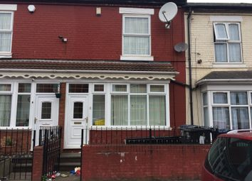 Thumbnail 3 bed terraced house for sale in Ralph Road, Alum Rock
