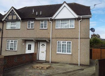 Thumbnail 3 bed end terrace house to rent in Wescott Way, Uxbridge, Middlesex