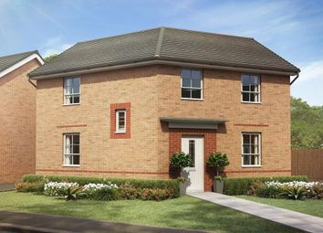 "Thumbnail 3 bedroom detached house for sale in ""Lutterworth"" at Ponds Court Business, Genesis Way, Consett"