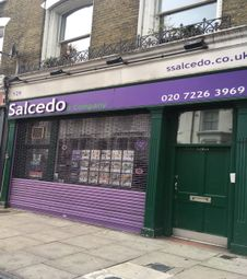 Thumbnail Retail premises to let in Newington Green Road, London