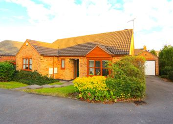 Thumbnail 3 bed detached bungalow for sale in The Finches, Desford, Leicester