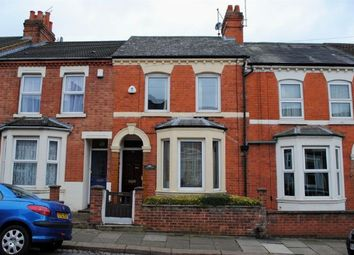 Thumbnail 2 bed terraced house for sale in Cecil Road, Queens Park, Northampton