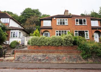 Thumbnail 3 bed semi-detached house for sale in Famet Close, Purley
