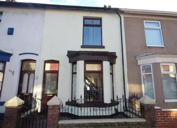 Thumbnail 3 bed terraced house for sale in Tattersall Road, Litherland, Liverpool, Merseyside