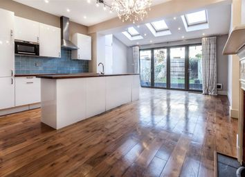 Thumbnail 4 bed terraced house to rent in York Road, London