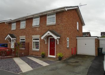 Thumbnail 3 bed semi-detached house for sale in Innage Croft, Shifnal
