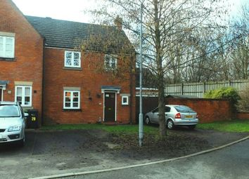 Thumbnail 3 bed end terrace house for sale in John Lee Road, Ledbury
