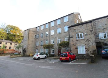 Thumbnail 2 bed flat for sale in Wildspur Mills, New Mill, Holmfirth