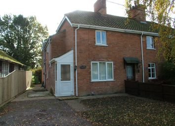 Thumbnail 3 bed property for sale in Hall Lane, Wacton, Norwich
