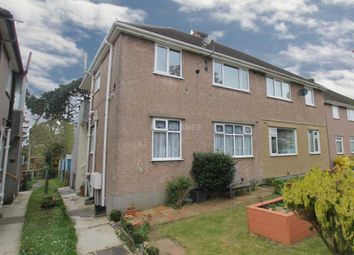 Thumbnail 2 bedroom maisonette for sale in Vicarage Gardens, St Budeaux