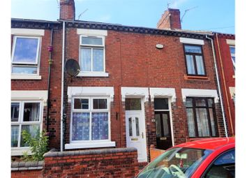 Thumbnail 2 bed terraced house for sale in Ladysmith Road, Stoke-On-Trent