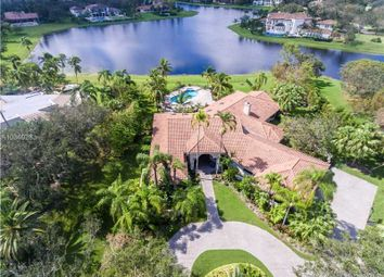 Thumbnail 7 bed property for sale in 2955 Surrey Ln, Weston, Fl, 33331